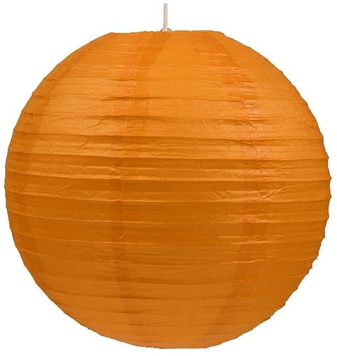 Stínidlo na papír - Cocoon Paper Ball 50 Orange
