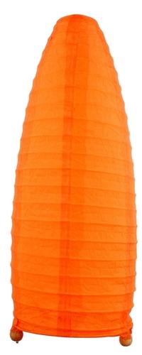 Papyrusová lampa oranžová 40W E14