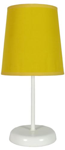 Gala lampa 1X40W E14 žlutá