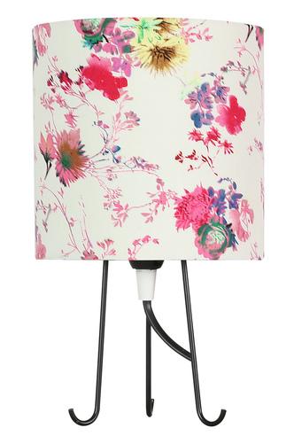 Micra lampa do skříně 1X40W E14 růžové květy
