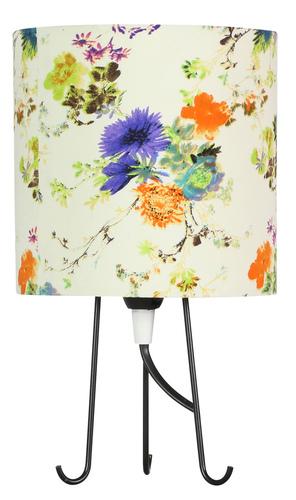 Micra lampa do skříňky 1X40W E14 modré květy