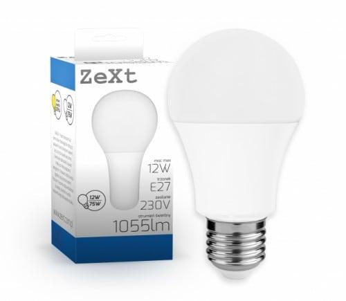 LED A60 E27 12W 3000K žárovka