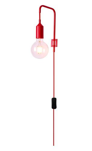 Laren 1 Červená nástěnná lampa