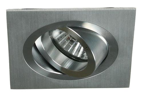 Naklápěcí hliník Ua-02 Sns / Al Mr16 Sat Nickel