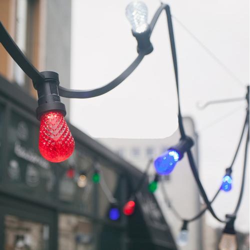 Venkovní LED věnec Rozteč 0,5 M 10X max