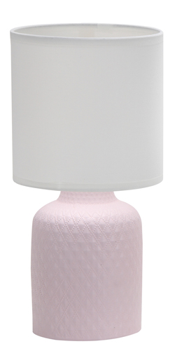 Vnitřní lampa do skříně 1X40W E14 růžová
