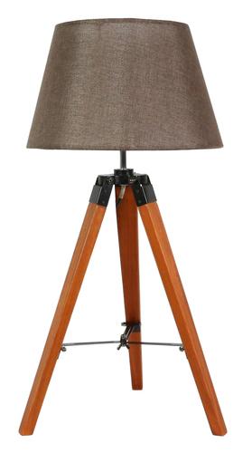Lugano lampa do skříně 1x60W E27 hnědá + stínidlo stejný index