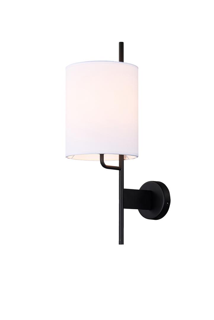 Nástěnná lampa Tokyo 1 Black