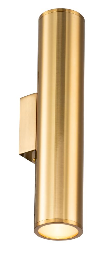 Nástěnná lampa Austin, 50 cm, 1 zlato