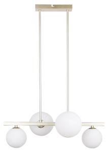 Závěsná lampa Kama 4X28W G9 mosaz small 0
