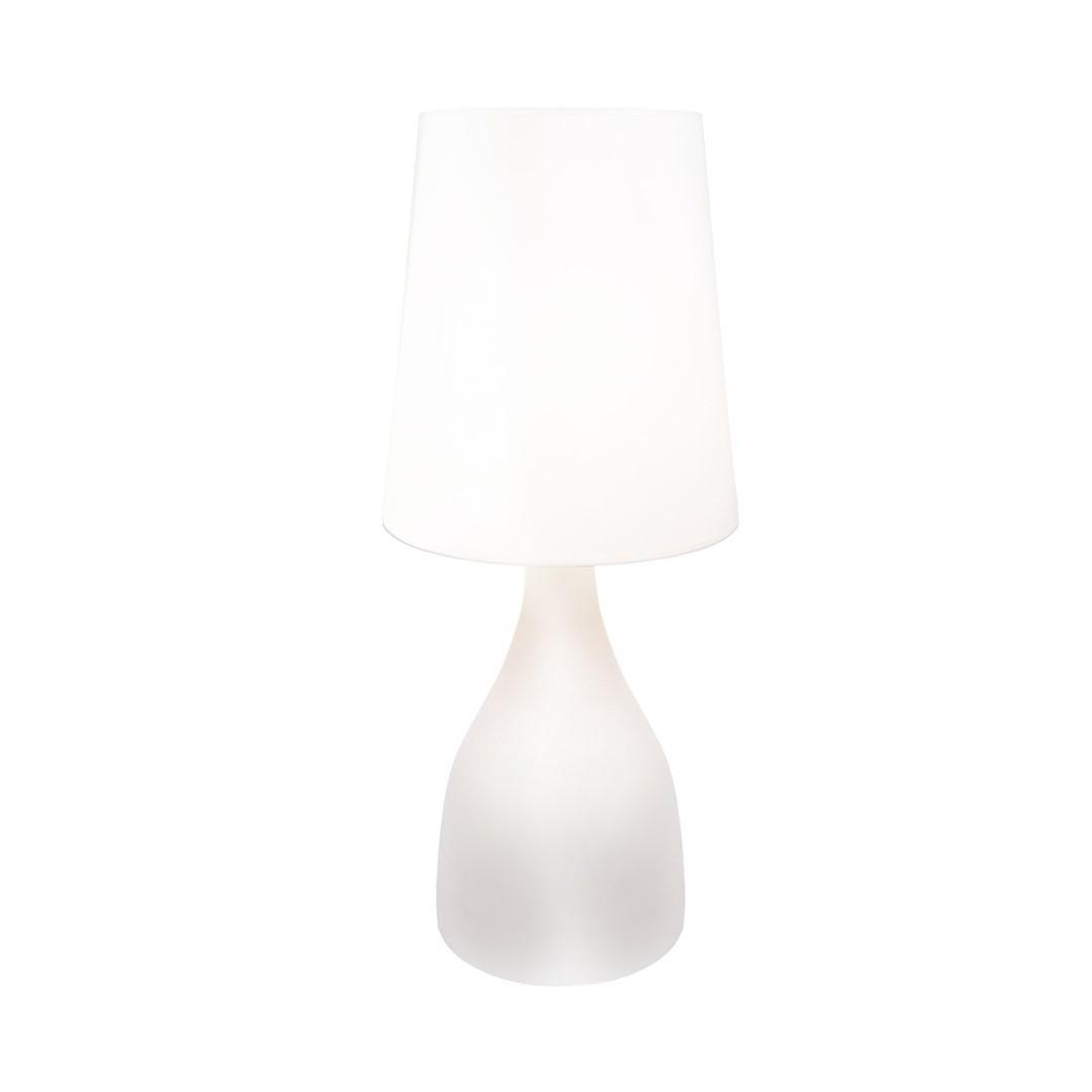 Keramická lampa Bella Small White