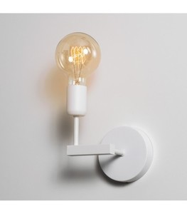 ALTA Nástěnná lampa k-1 bílá small 0