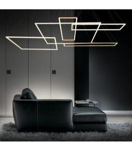 AKIRA 108 moderní závěsná lampa small 2