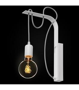 BORNHOLM Nástěnná lampa bílá small 1