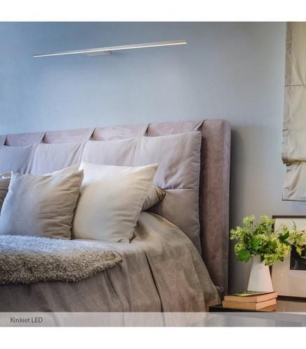 CHROME LED STRIP Nástěnná lampa 60