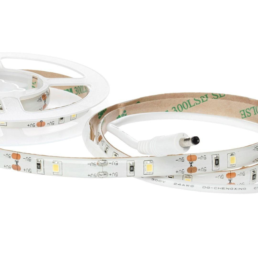 1M LED pásek se senzorem 4x Aaa 4000K