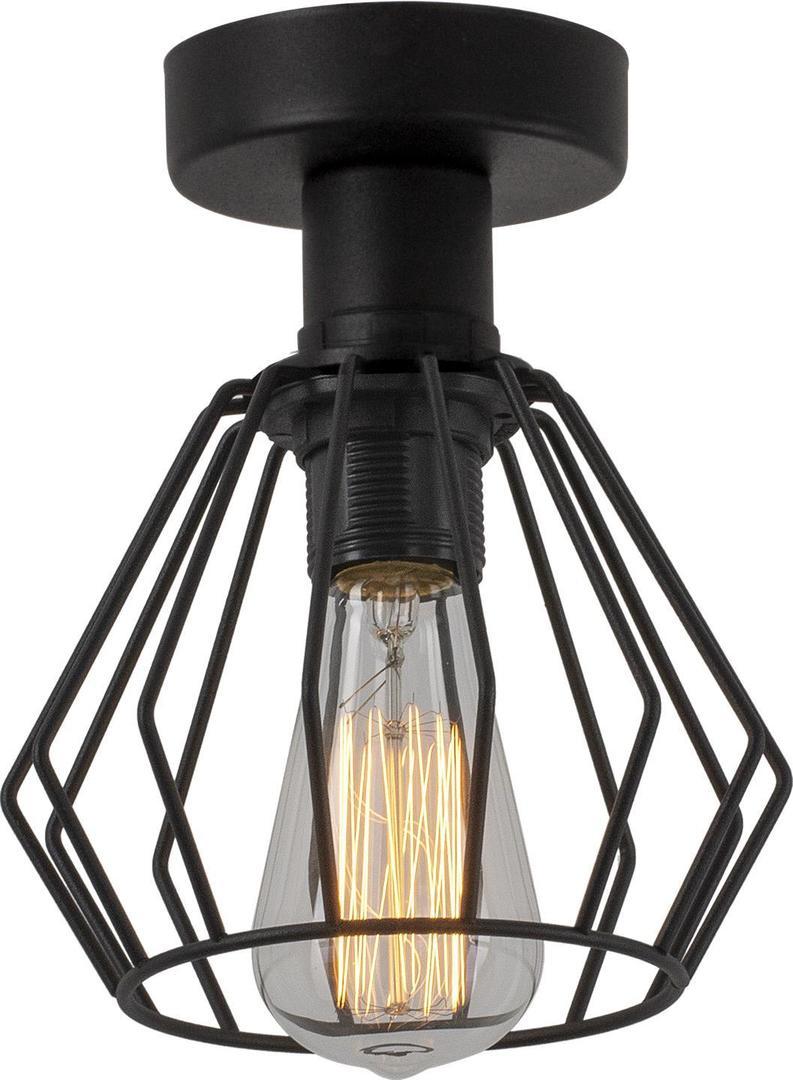 Skandinávská stropní lampa Deo 1 str