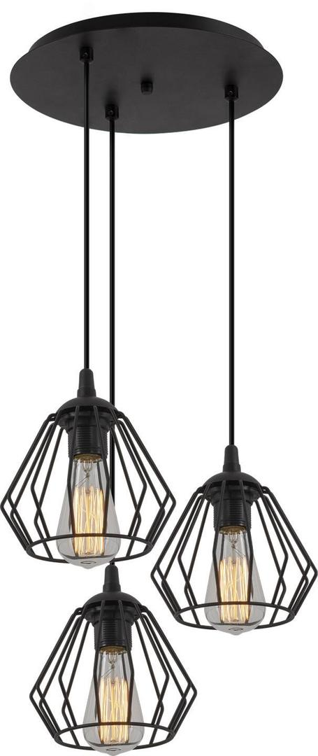 Designová závěsná lampa Deo 3 str