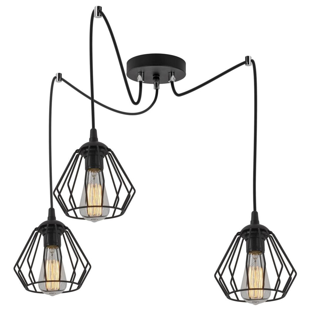 Moderní závěsná lampa Deo Z3