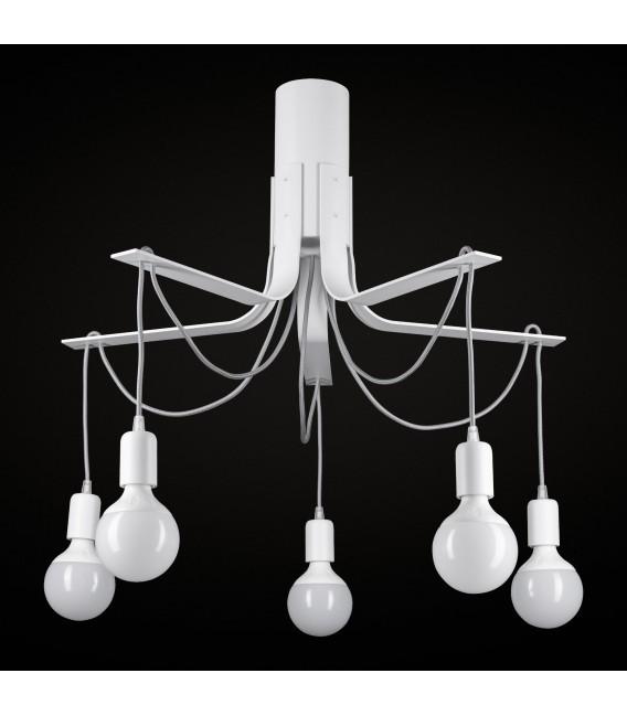 BORNHOLM Malé bílé stropní svítidlo