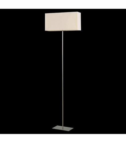 CRUZ Stojací lampa bílá