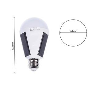 7W solární žárovka E27 small 6