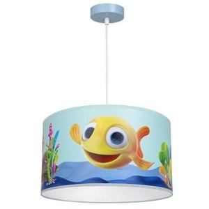 Závěsná lampa Fish Mini 1x E27 small 1