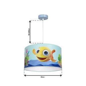Závěsná lampa Fish Mini 1x E27 small 10