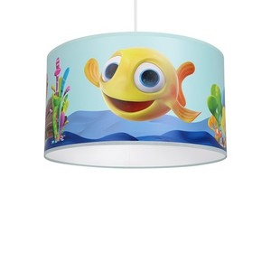 Závěsná lampa Fish Mini 1x E27 small 2