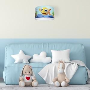 Závěsná lampa Fish Mini 1x E27 small 8