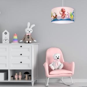 Závěsná lampa Octopus Lola Mini 1x E27 small 8