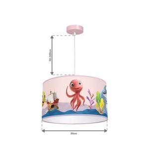 Závěsná lampa Octopus Lola Mini 1x E27 small 9