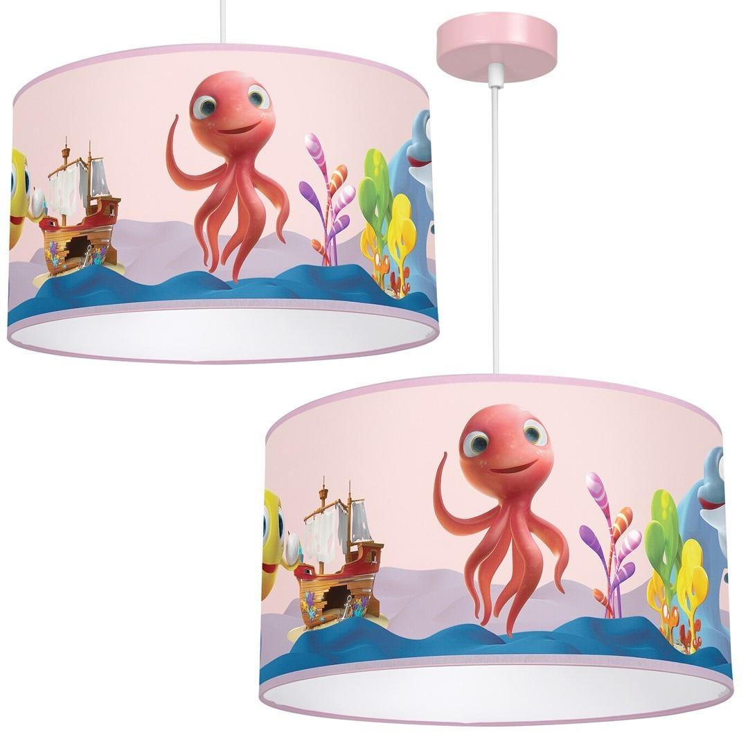 Závěsná lampa Octopus Lola Mini 1x E27
