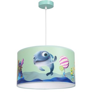 Závěsná lampa Delfinka Finka Mini 1x E27 small 1