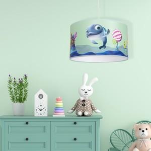 Závěsná lampa Delfinka Finka Mini 1x E27 small 5