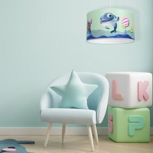 Závěsná lampa Delfinka Finka Mini 1x E27 small 7