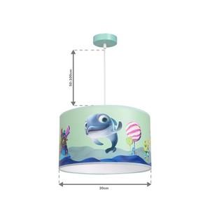 Závěsná lampa Delfinka Finka Mini 1x E27 small 8