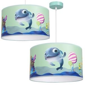 Závěsná lampa Delfinka Finka Mini 1x E27 small 0
