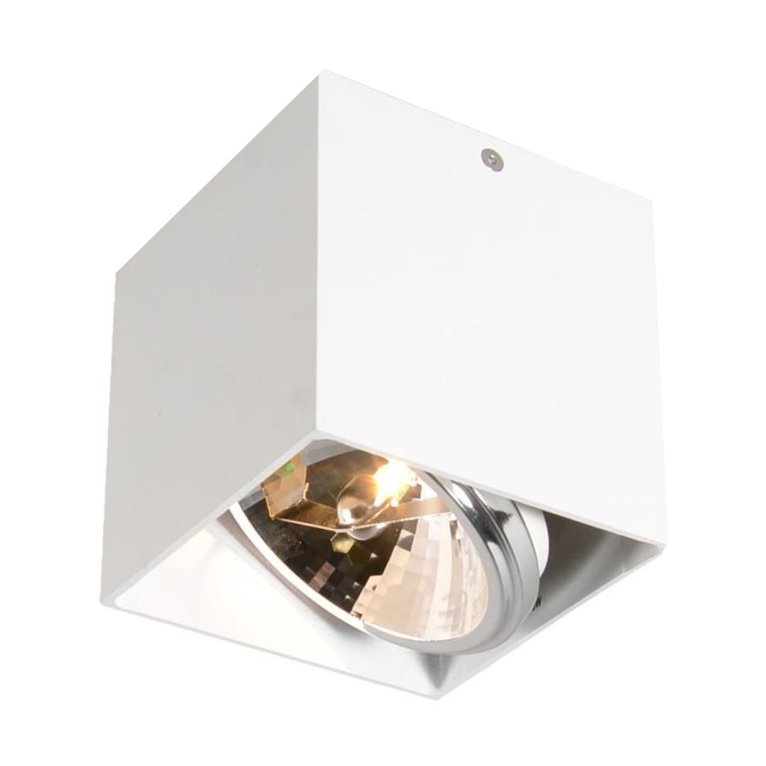 89947 G9 Box Sl 1 Spot bílá / bílá