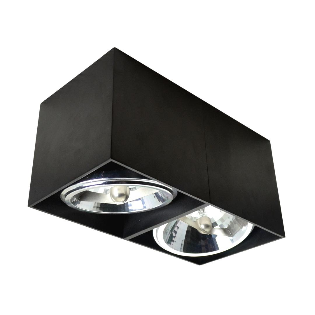 90433 G9 Box Sl 2 Spot Black / Black