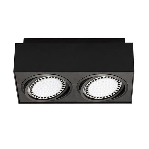 20075 Bk Boxy Cl 2 Spot černá / černá