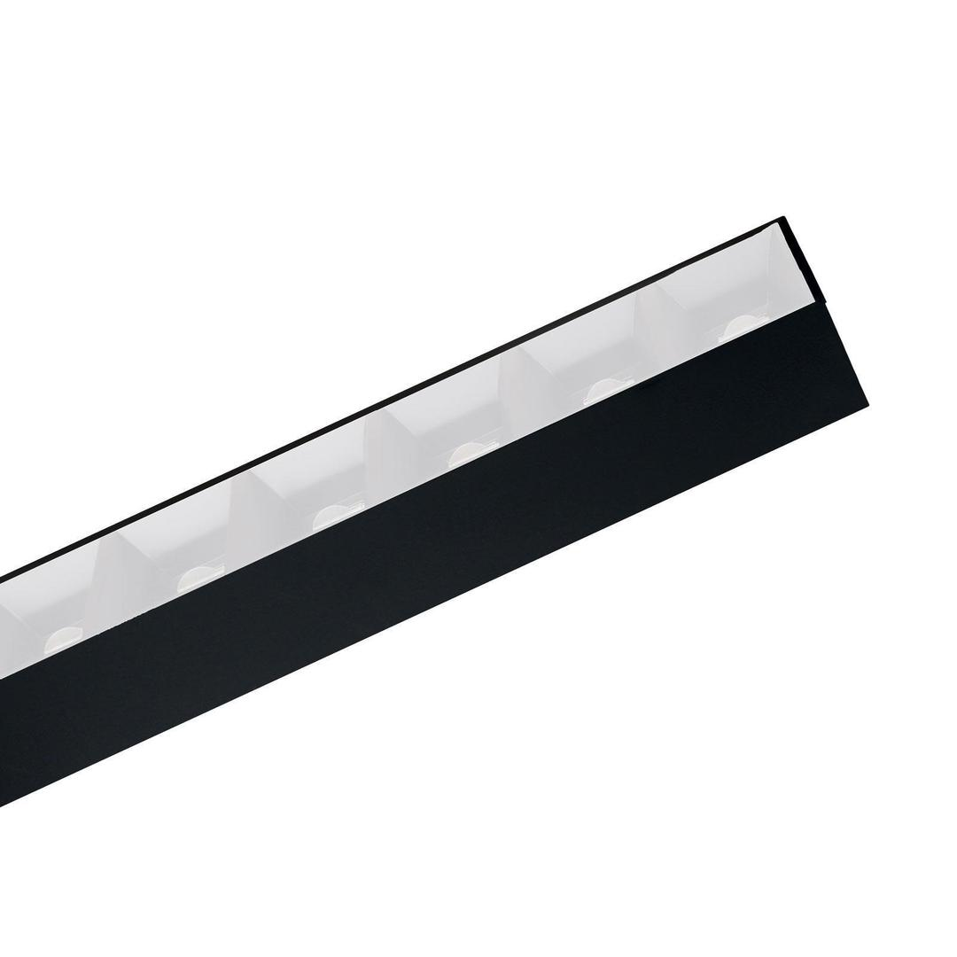 Allday Inspire One Dark Light 50st White 840 17w 230v 56cm černá