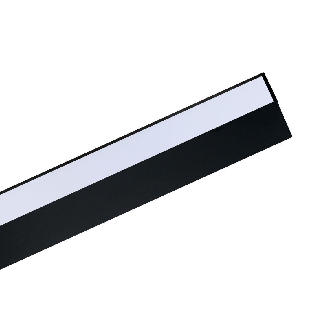 Allday Inspire One Ip44 440 35w 230v 112cm 115st Black Dali