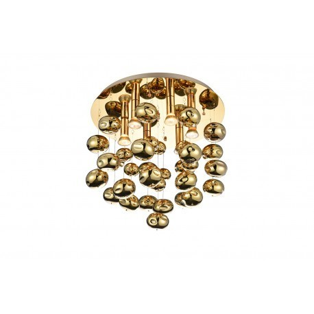 Azzardo LUVIA Zlatý strop AZ3072