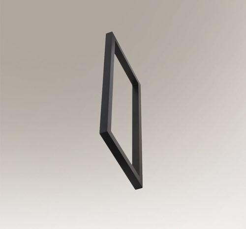 Nástěnná lampa Shilo ZAOSU 7902 černá