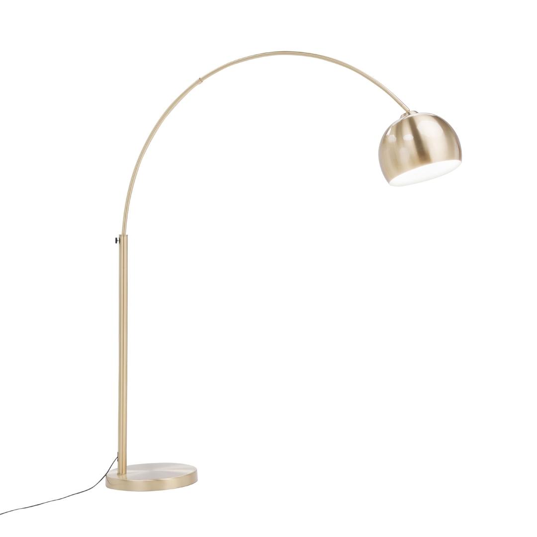 Ts 010121 T Bb Soho zlatá podlahová lampa