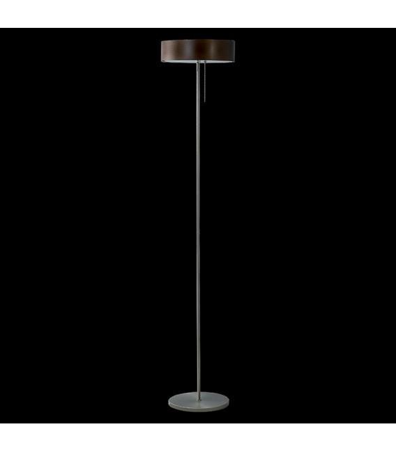Stojací lampa KAPRI PALISANDER
