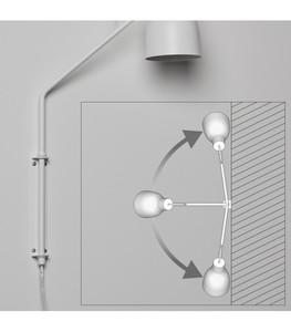 Nástěnná lampa LOTTA small 1