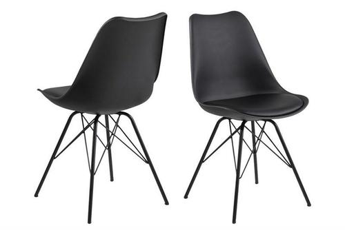 ACTONA ERIS černá židle