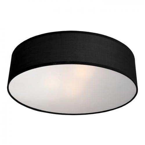 Classic Plafond Alto Round Black